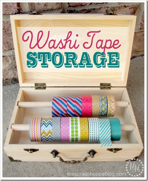 washi tape storage 1
