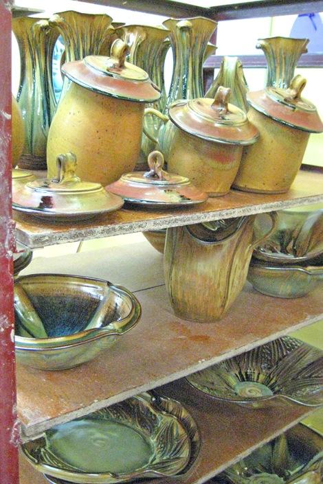 Asheville Pottery 6