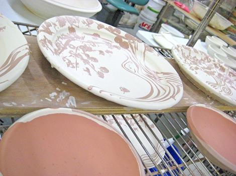 Asheville pottery 8