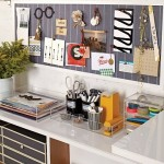 Simply Organized Creative Space
