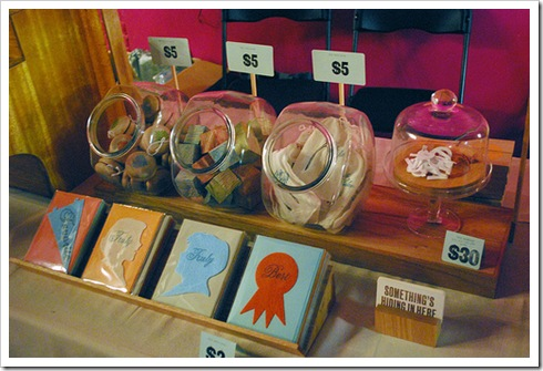 Craft Fair Fun Displays