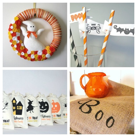 Halloween Party {Etsy Finds} 2