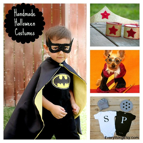 Handmade Costumes on Etsy - EverythingEtsy.com