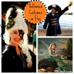 Handmade Halloween Costumes {Etsy Love}