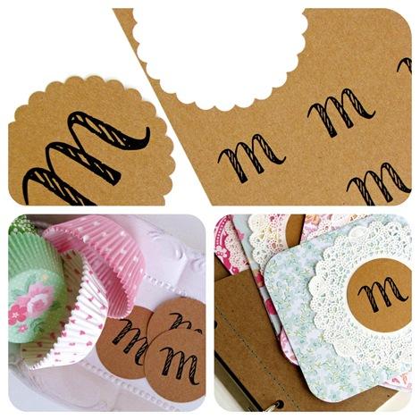 monogram collage 2