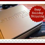 Easy Holiday Shipping {Etsy Business}