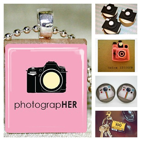 Handmade Photographer Gifts on Etsy