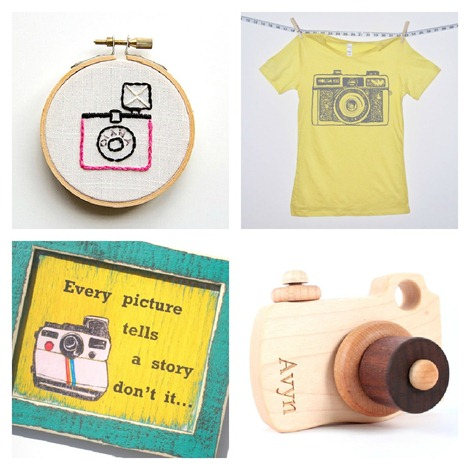 Handmade Photography Gifts
