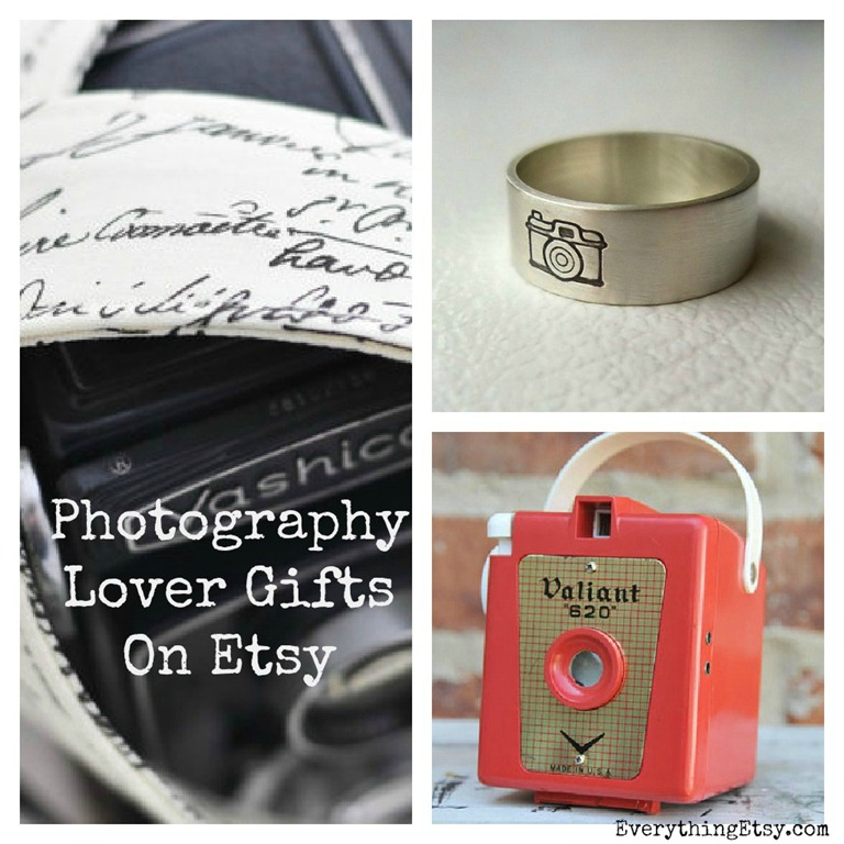 Photography Lover Gifts On Etsy Handmade Vintage