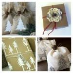 Handmade Gift Wrap {Etsy Love}