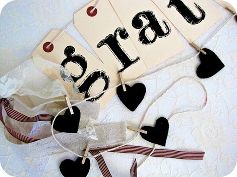 grateful ♥ bunting 3