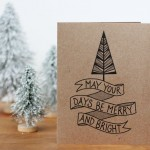 Christmas Cards on Etsy