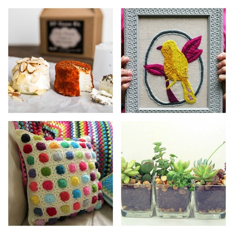 DIY Gifts on Etsy {Home}