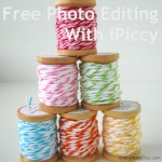 Free Photo Editing with iPiccy
