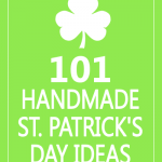101 Handmade St. Patrick's Day Ideas
