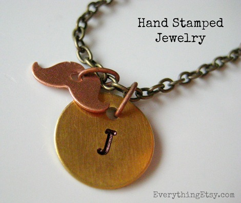 Impress art metal stamping supplies giveaway for How to make hand stamped jewelry