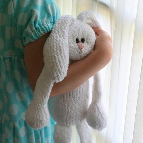 Raverly Pattern - Easter Bunny