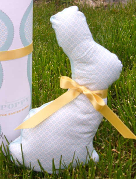 7 easter bunny patterns diy gifts everythingetsy twig and thistle bunny pattern negle Gallery