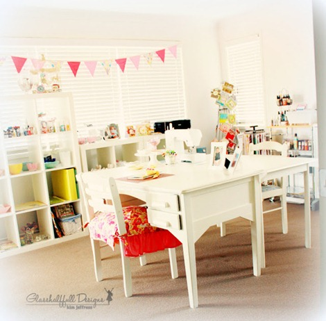 craft room - kim jeffress