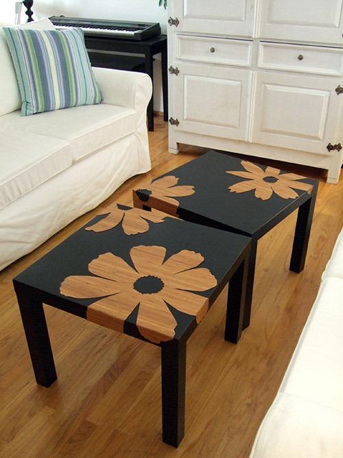Ikea lack table hacks 12 inspiring diy projects - Diy ikea lack table ...