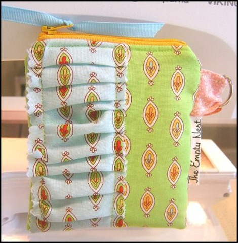 simple sewing tutorials - coin purse
