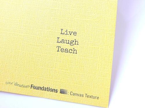 Teacher's Necklace - Print it
