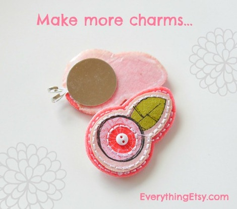 add more charms