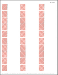 75 free printable labels make it handmade for Free template for labels 30 per sheet