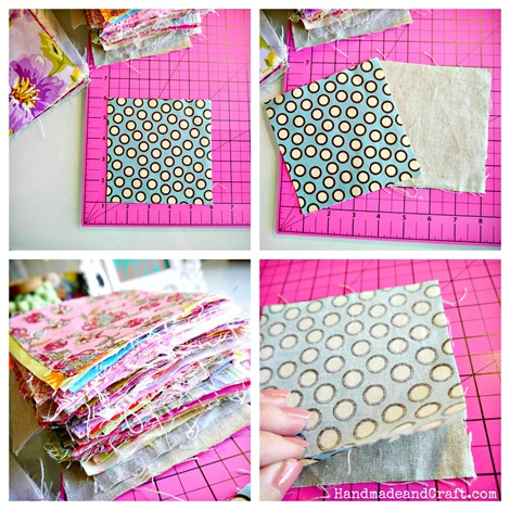 lavender sachets first steps