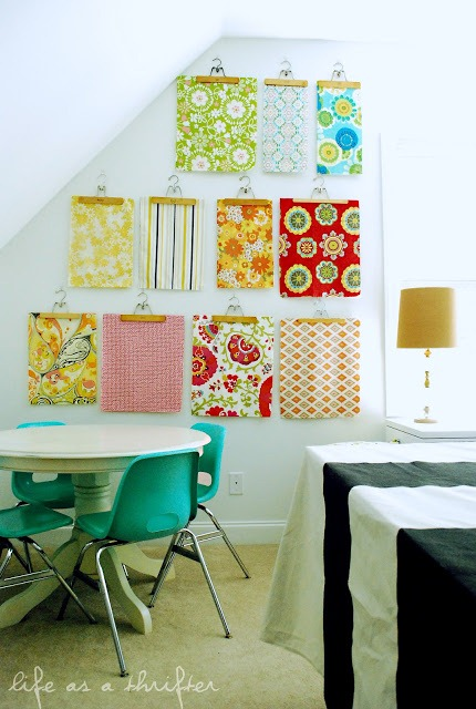 Simple DIY Projects For Your Craft Room