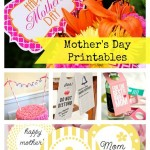7 Mother's Day Printables on Etsy