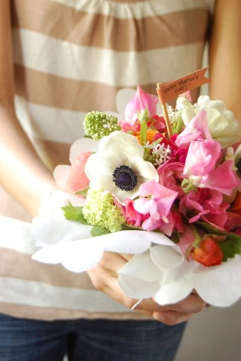 DIY Mother's Day Gift - Bouquet