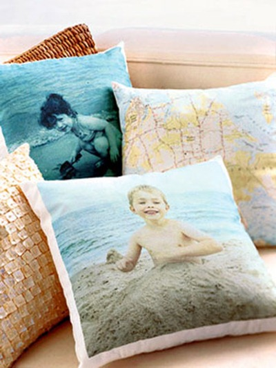 DIY Mother's Day Gift - Photo Pillow