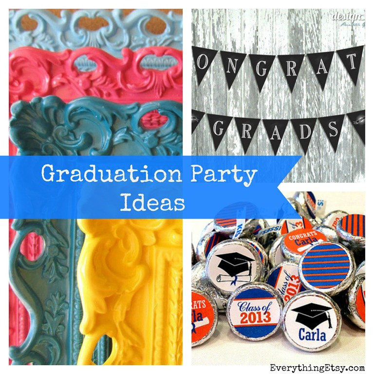 Graduation Party Printables More On Etsy