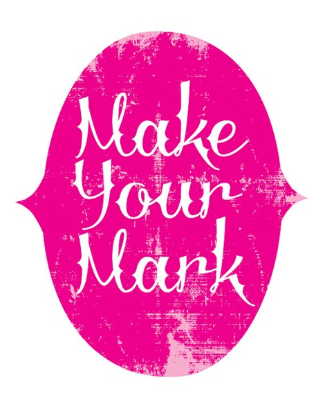 Inspirational Quotes on Etsy - Make Your Mark