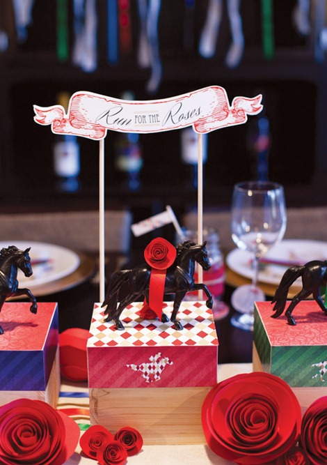 Kentucky Derby Party Printables