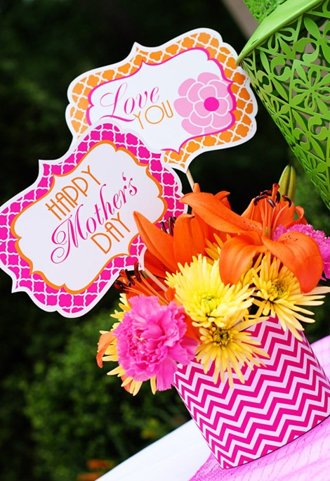 Mother's Day Brunch Printables