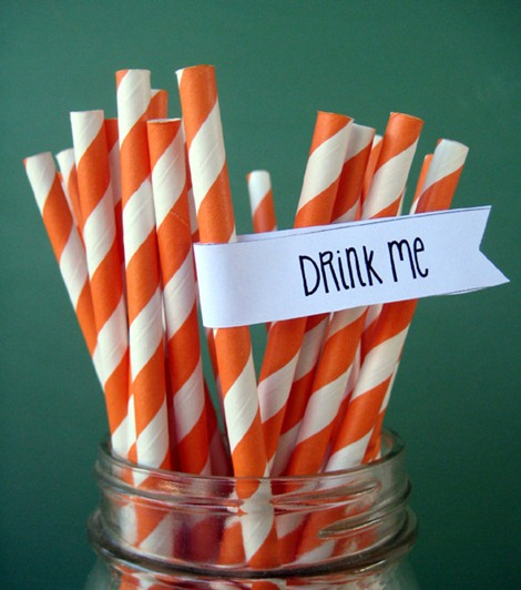 Party Straws - Etsy