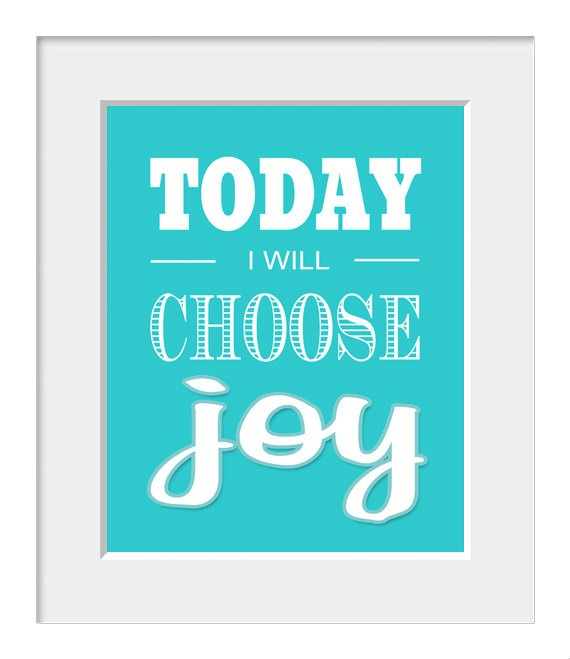 Inspirational Quotes About Joy: Inspirational Quotes On Etsy