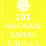 Summer, Summer, Summer–Tutorials & Patterns