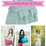 Jo Totes Giveaway–Summer Splash