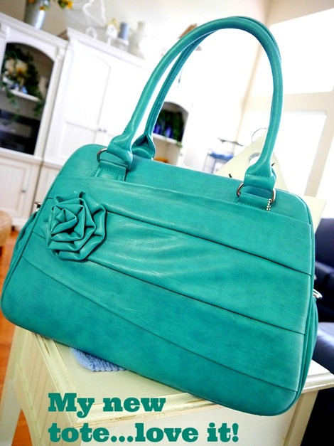 Jo Totes Giveaway and Crafty Girl Linky Party @EverythingEtsy