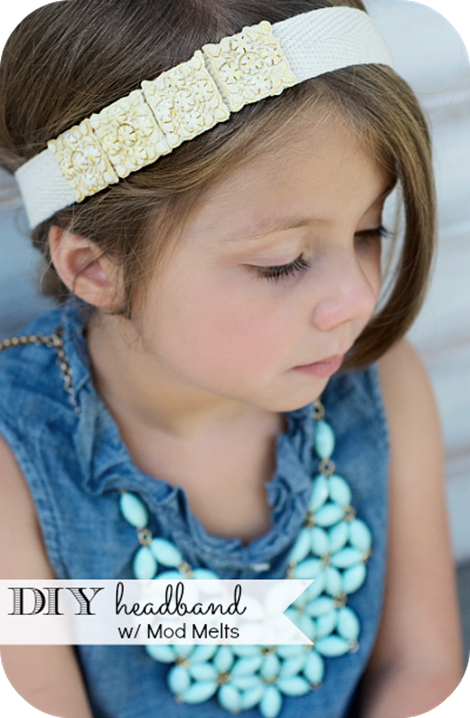 Mod Melts DIY Headbands