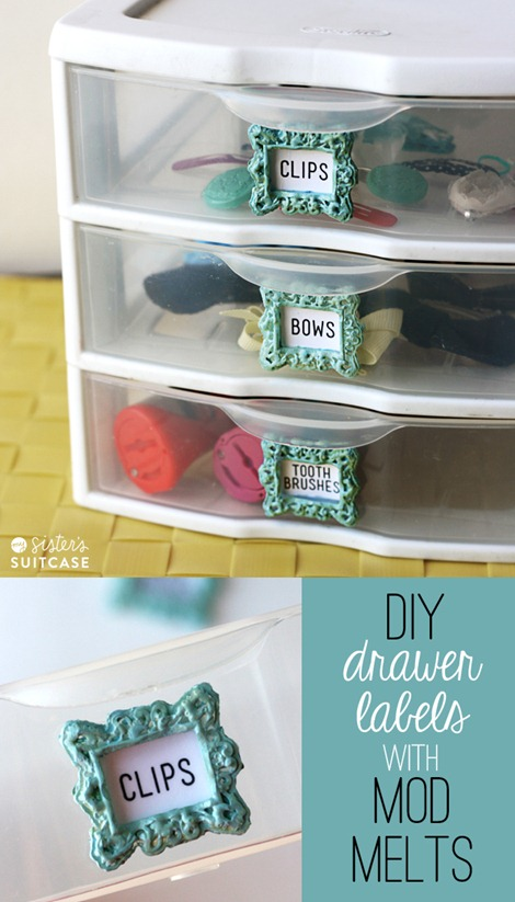 Mod Podge Melts - DIY - My Sisters Suitcase
