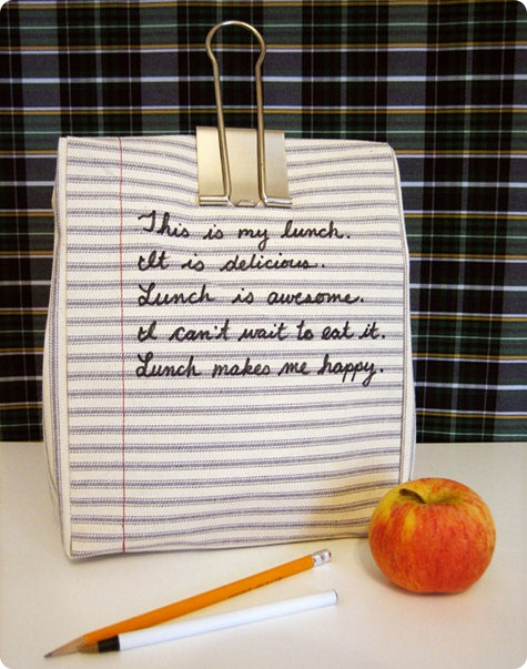 15 back to school projects diy ideas for Easy diy lunches