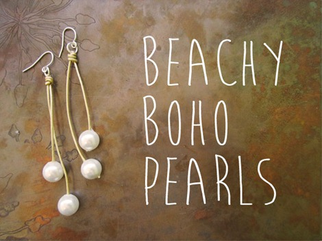 Beachy-Boho-Pearls-Earrings