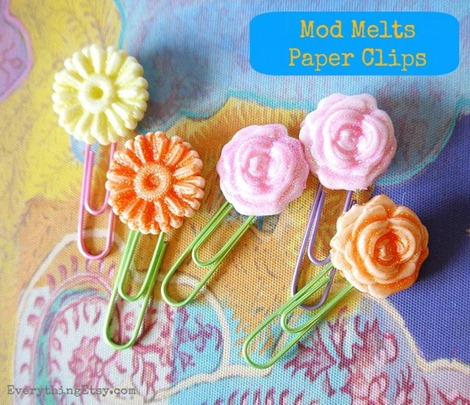 Mod Melts Craft Idea @EverythingEtsy