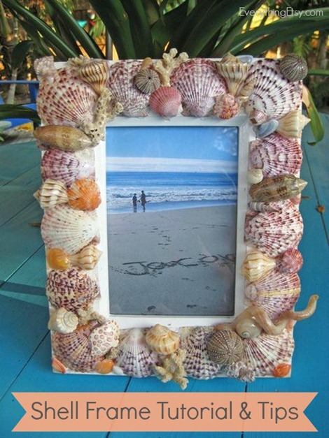 Shell Frame Tutorial & Tips @EverythingEtsy