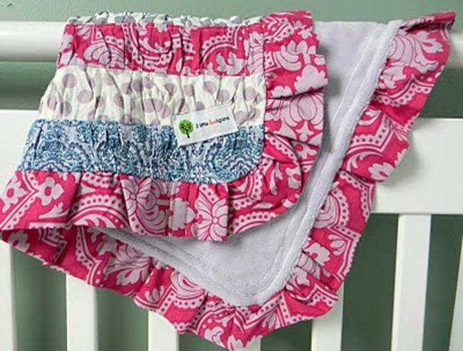 Baby Blanket Pattern - 2 Little Hooligans