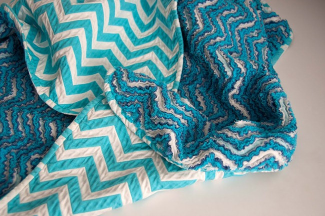 Baby Blanket Pattern - Aesthetic Nest